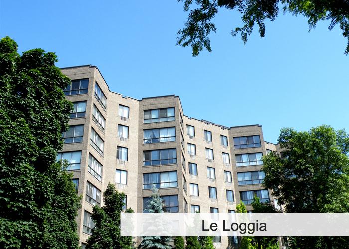 Le Loggia Condos Appartements