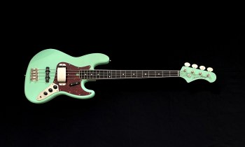 Modern Vintage MVJ4-66 Bass Seafoam Green