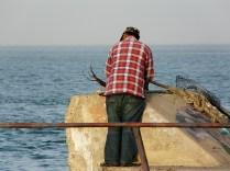 Ein Fischer...
