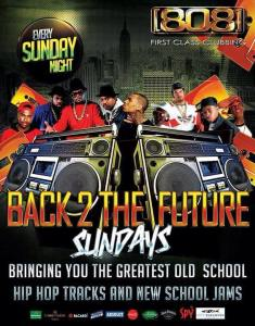808 Club Pattaya - Back 2 The Future Sundays! @ 808 Club | Muang Pattaya | Chang Wat Chon Buri | Thailand