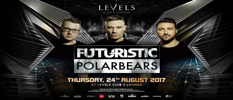 Levels Bangkok - Futuristic Polar Bears, DJ, Event