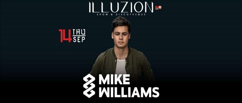 Illuzion Phuket - Mike Williams, DJ, Top 100
