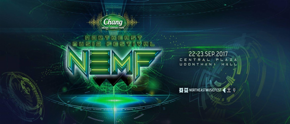 North East Music Festival Udonthani, DJ, Music Festival, Isan, Party