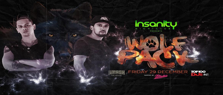 Insanity Nightclub Bangkok Wolf Pack, Bangkok, DJ, Top 100 List