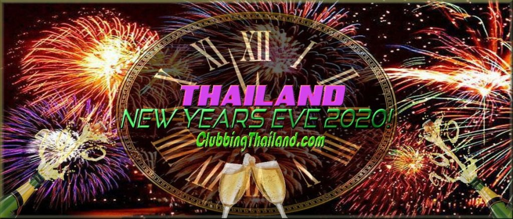 New Years Eve 2020 Events.Thailand New Years Eve 2020 Events Clubbing Thailand
