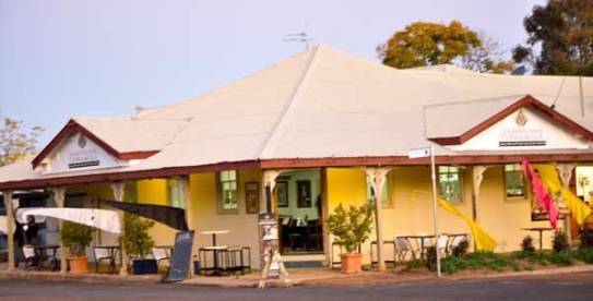 restaurant & bar cunnamulla