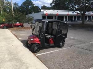 Onward red curtis driver side - Onward-red-curtis-driver-side