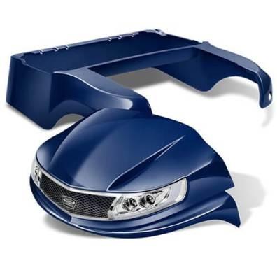 phoenix blue - Custom Makeover for your Club Car Precedent