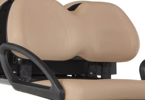 beige standard seats 600x415 1 - ONWARD / PRECEDENT STANDARD GOLF CART SEATS