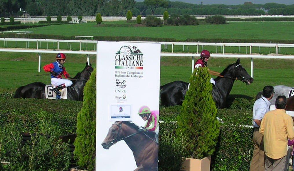 Italian Gallop Championship Horses