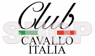 Club Cavallo Italia Shop