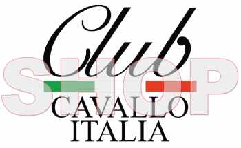 Club Cavallo Italia Shop
