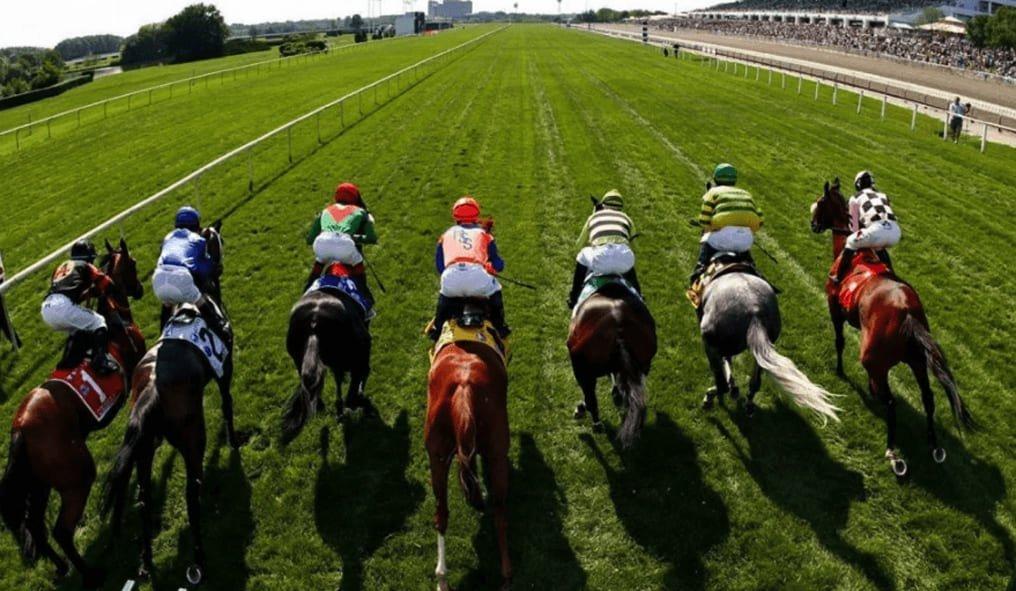 Start the racecourse