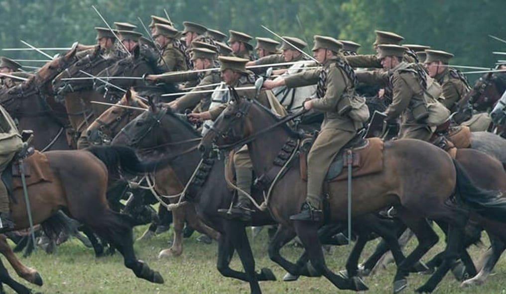 i cavalli in guerra