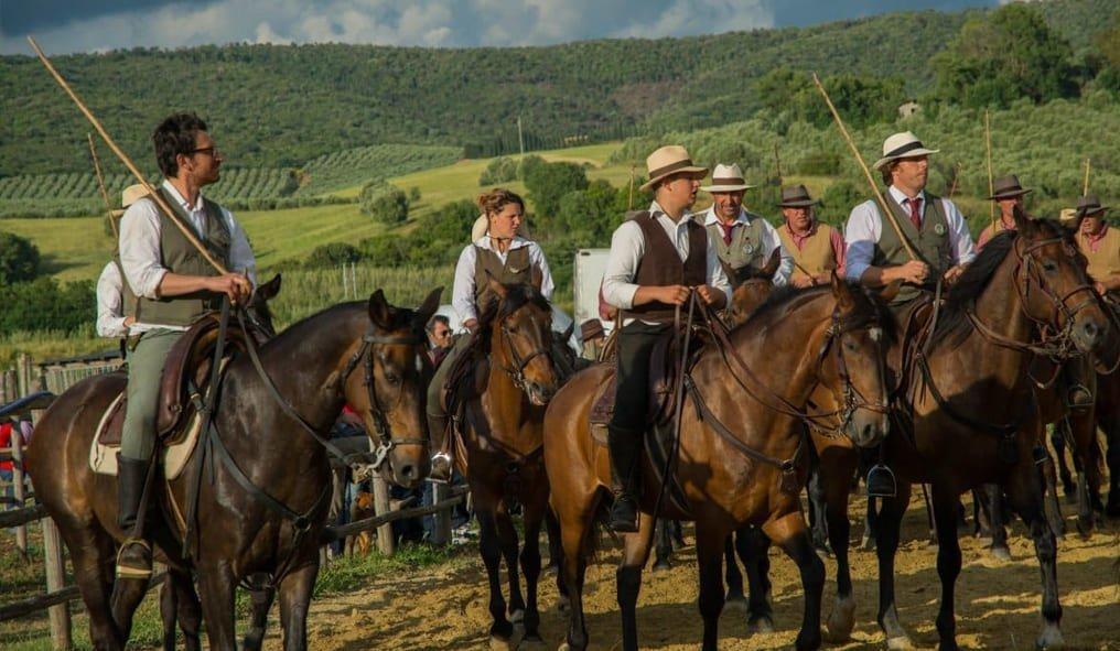 The Maremmano Horse and the Maremma - The Butteri