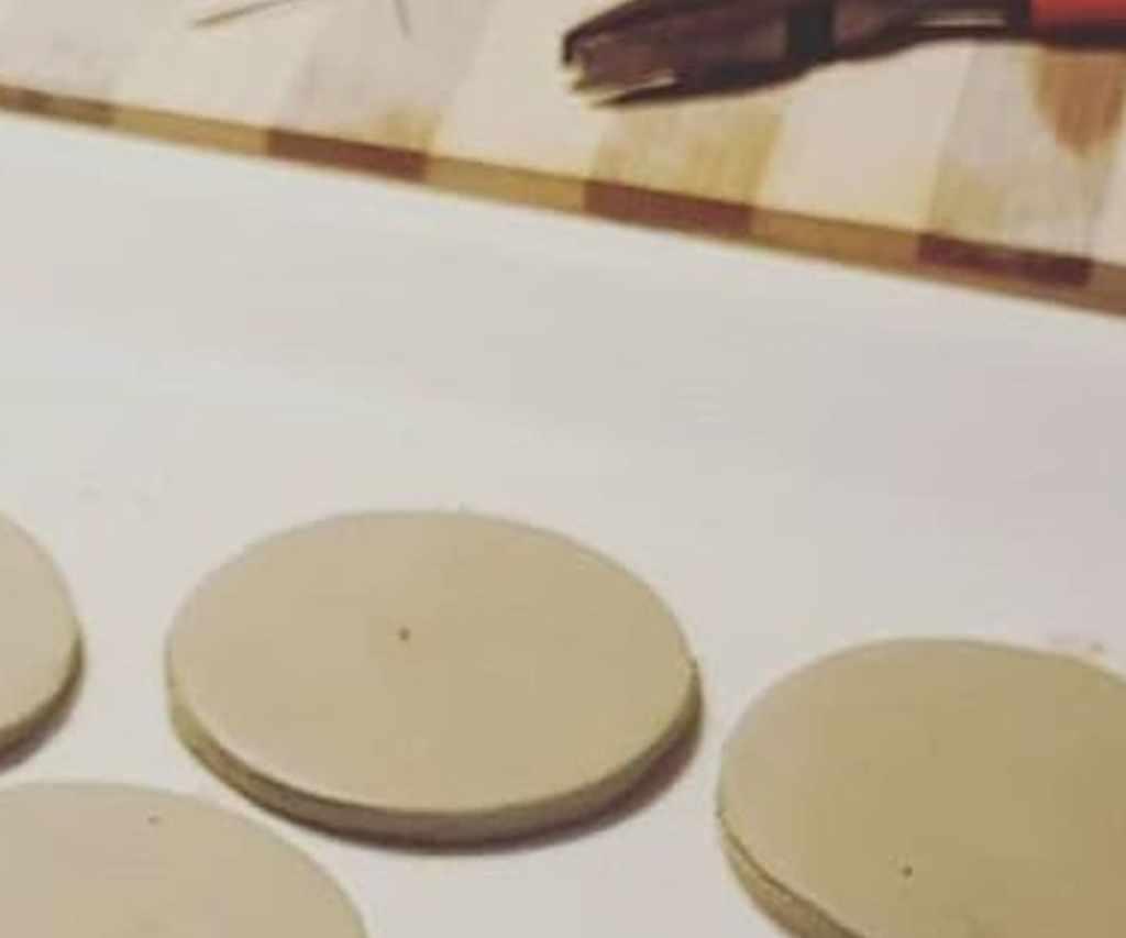 L'argilla per i nostri gioielli in ceramica di Vietri