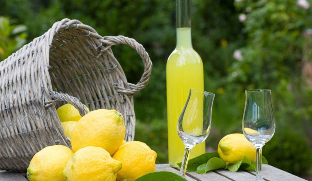 The Limoncello
