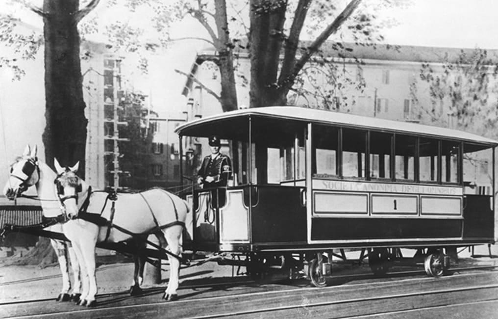 Carriage Omnibus