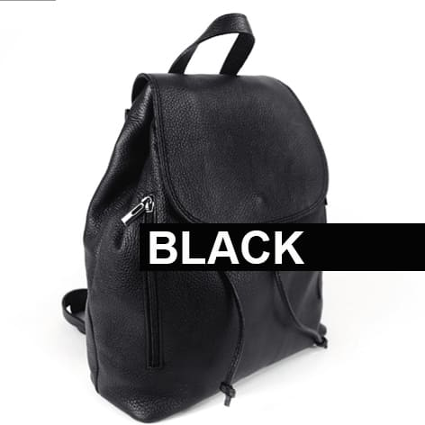 Riding BackPack Black