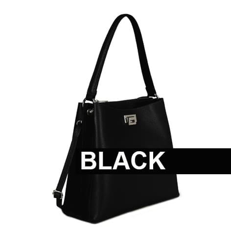 Riding Classic Bag Black