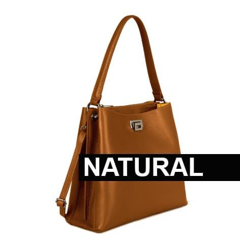 Riding Classic Bag Natural