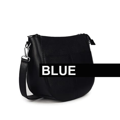 Riding Compact Bag Blue