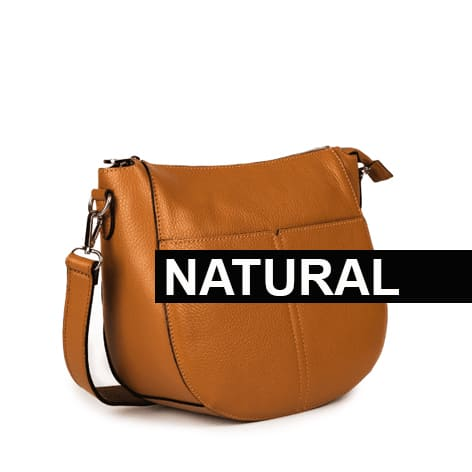 Riding Compact Bag Natural