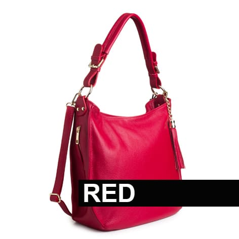 Riding Exclusive Bag Red