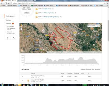 Marcha cicloturista Azagra 2014