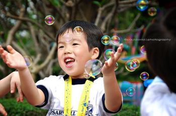 Como fotografiar niños