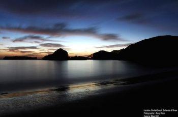 Qantab Beach - Sultanate of Oman, por JD Photography