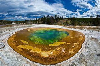 08-07-2010 Yellowstone Hot Pots 03.jpg, por Clint Melander