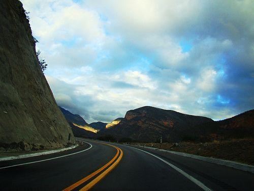 Paisaje carretero 7