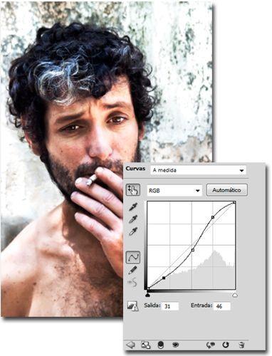Como crear un efecto dragan curvas
