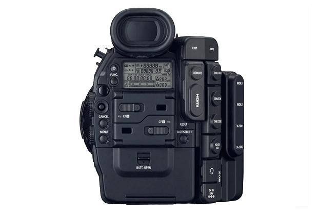 Cámara de Video Canon C500
