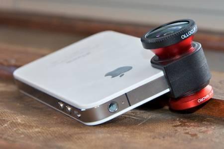 Gran angular y macro para iPhone