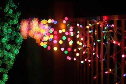 The magic of Christmas bokeh, por kevin dooley