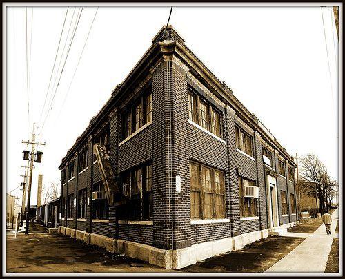 Kelsey Building (Sepia), por Tony Fischer Photography