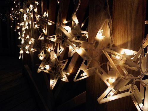 Star lights, por martinak15