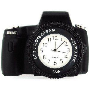Reloj miniatura Negro De Escritorio