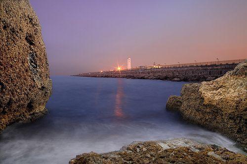 Kero- Preludio de una noche tranquila y placentera (Melilla)
