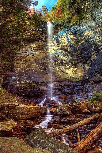 Jones Gap State Park, por silicon640c