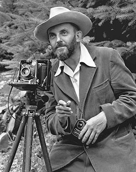 05 Ansel Adams Retrato