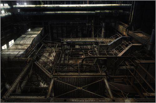 Foot bridges, por Stephane Gaudry
