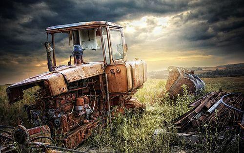 The Forgotten Veteran 1920 x1200, por Artiom Ponkratenko