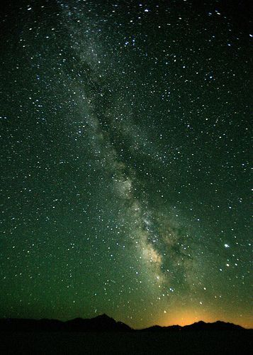Under the Milky Way, por jurvetson
