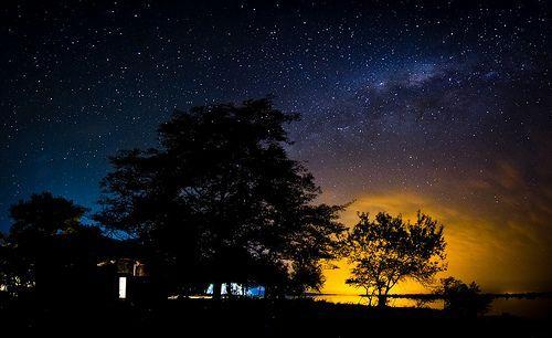 Milky Way, por Tetsumo