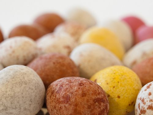 Mini Eggs, por wwarby