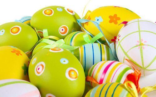 Huevos de Pascua8, por Fotos_Gratis