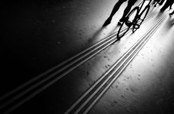 Walk the Line..., por Thomas Leuthard